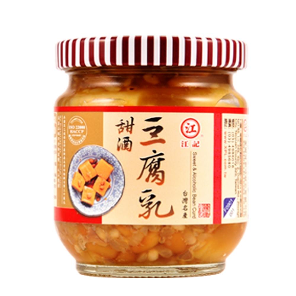 江記 甜酒豆腐乳(200g)