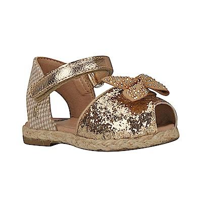 巴西BiBi童鞋_涼鞋款-金色953015