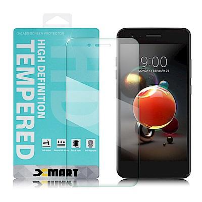 Xmart For  LG K9  薄型 9H 玻璃保護貼