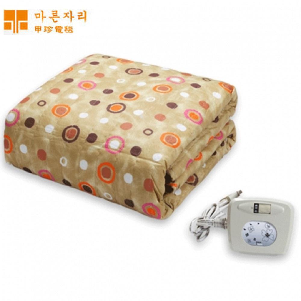 甲珍 單/雙人舒綿電熱毯 NHB-303 / NHB-303-1 顏色隨機
