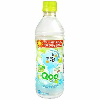 Coca-Cola QOO果汁飲料-葡萄風味(490ml)