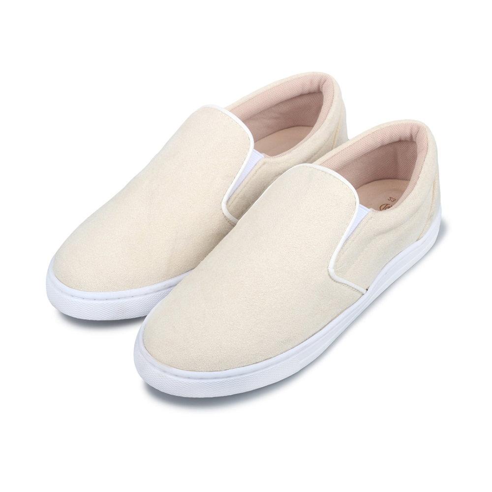 BuyGlasses PANTONE美學懶人鞋-米