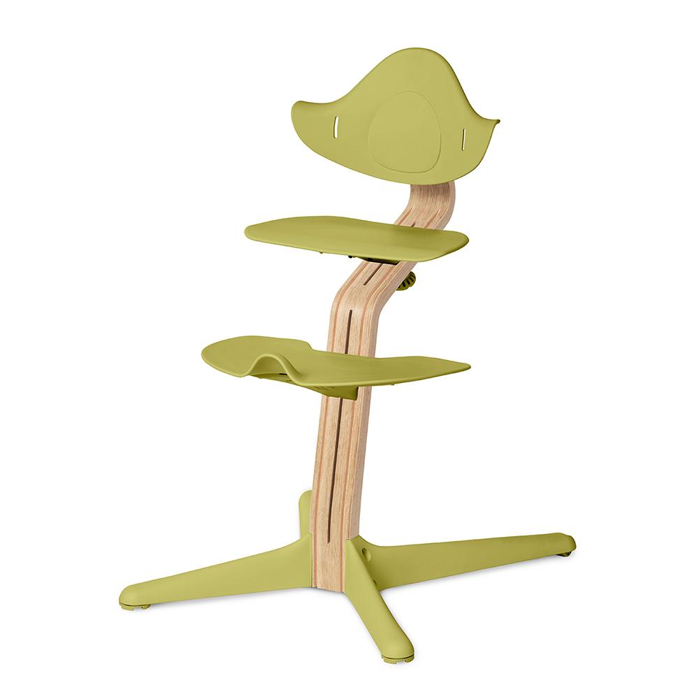 丹麥nomi 多階段兒童成長學習調節椅餐椅經典組
