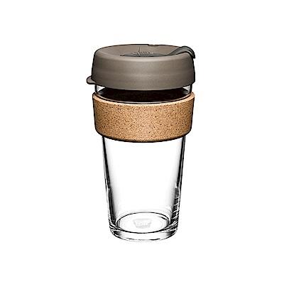 澳洲KeepCup隨身杯 軟木玻璃系列454ml/L-奶油絲絨(快)