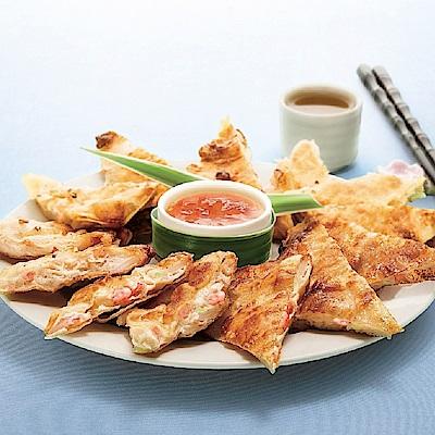 歐董 月亮花枝蝦餅(2片/包)