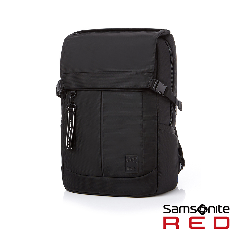Samsonite RED PLANTPACK 2 輕量有型筆電後背包15.6(黑)