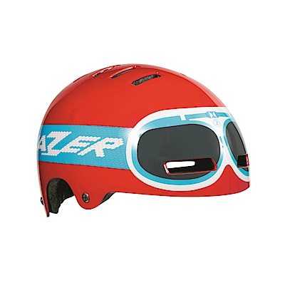 【LAZER】Street JR 兒童用安全帽 飛行員