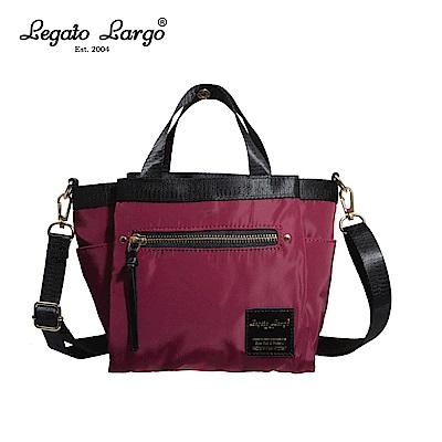 Legato Largo 兩用側背包-迷你-玫瑰 LT-F1054ROS