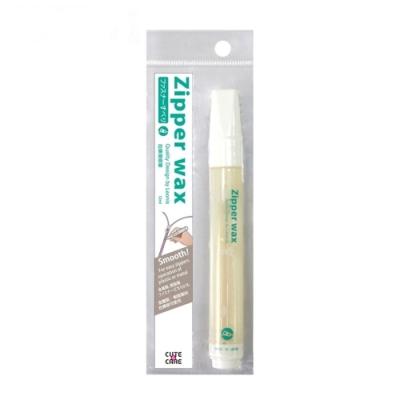 日本LEONIS 拉鍊滑順水蠟筆ZIPPER WAX (12ml)