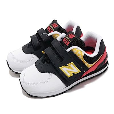 New Balance 慢跑鞋 IV574DSCW 寬楦 童鞋