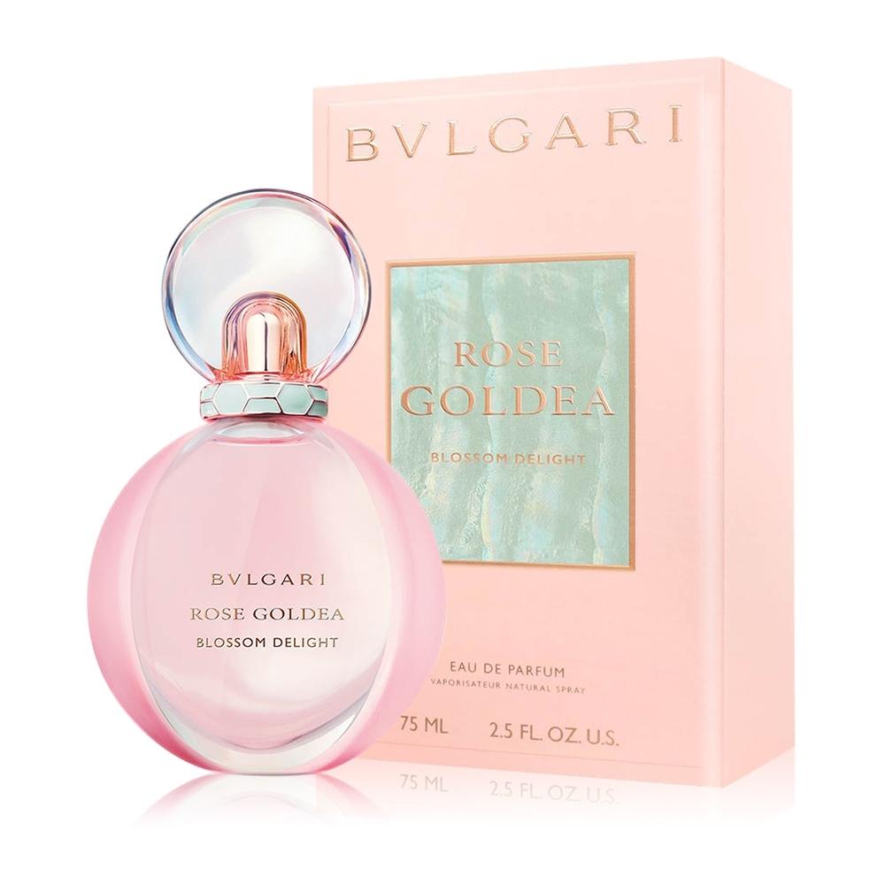 BVLGARI 寶格麗 歡沁玫香女性淡香精 Rose Goldea Blossom Delight 75ml EDP-香水公司貨