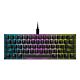 【CORSAIR海盜船】K65 RGB Mini RAPIDFIRE/銀軸/60%/CH-9194014-NA product thumbnail 1