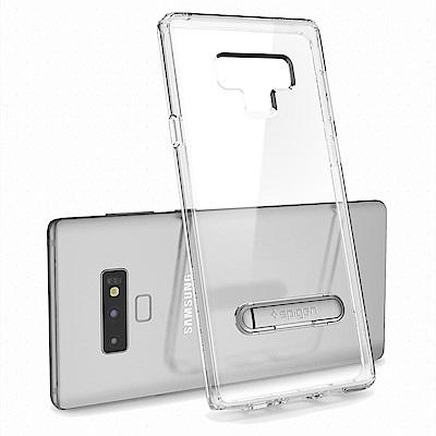 SGP / Spigen Note 9 Ultra Hybrid S立架式防摔手...