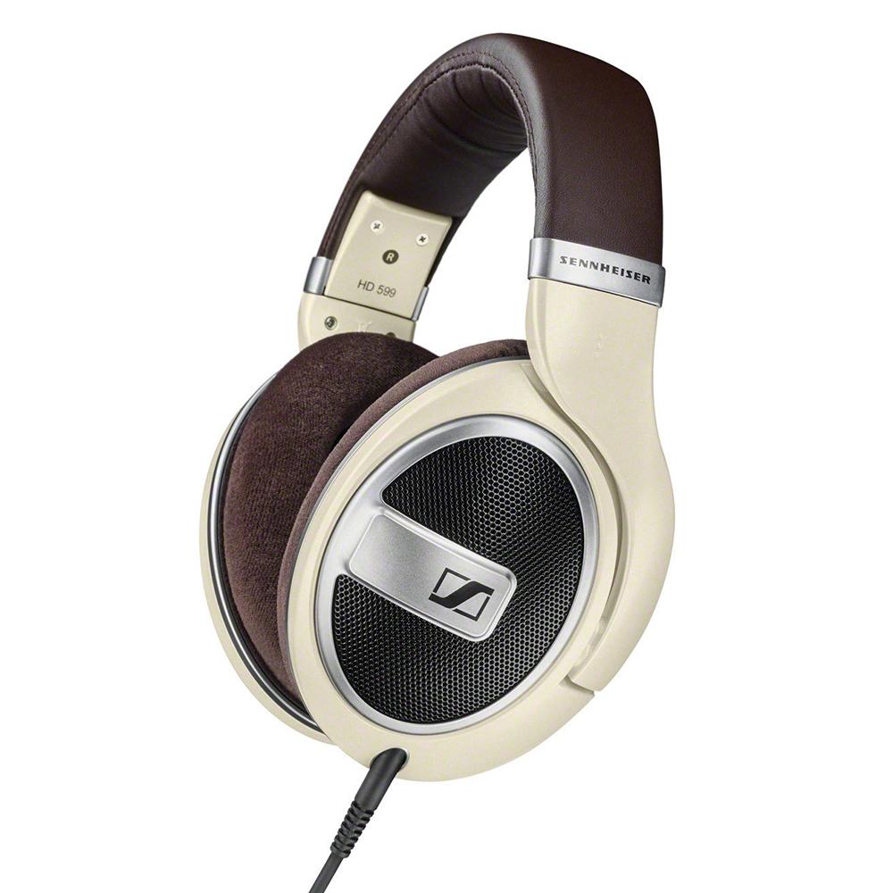 Sennheiser HD599 經典外型 耳罩式耳機