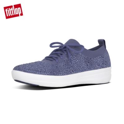 FitFlop F-SPORTY UBERKNIT SNEAKERS 粉藍
