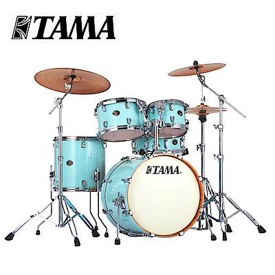 [無卡分期-12期] TAMA Silverstar VP52KRS 爵士鼓組 天空藍