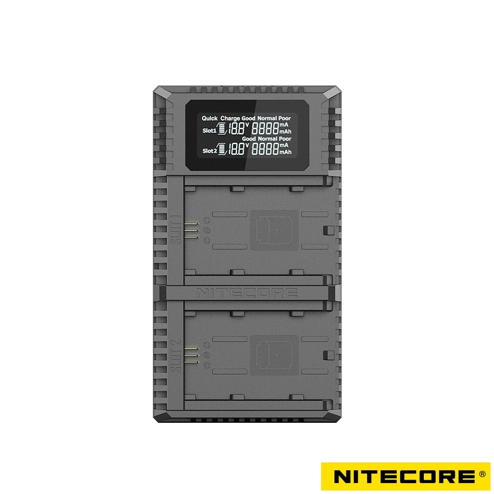 Nitecore USN4 PRO 液晶顯示充電器 For Sony NP-FZ100 product image 1