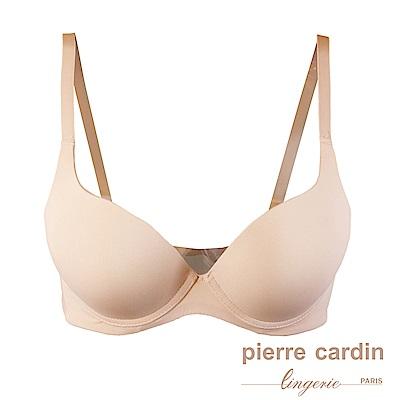 Pierre Cardin皮爾卡登 B罩 清涼感集中托高內衣(BEI膚)