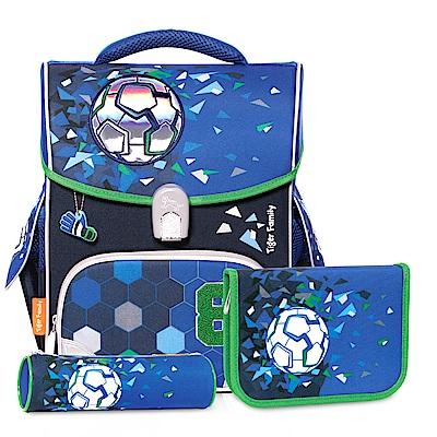 TigerFamily 小學者超輕量護脊書包-多款(送文具袋+鉛筆盒)