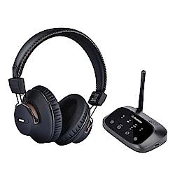 Avantree HT5009 影音同步低延遲藍牙發射器+藍牙耳機組合