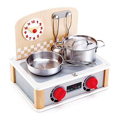 德國Hape愛傑卡 攜帶式小廚房(新版)