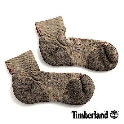 Timberland 男款米色低筒襪 01066