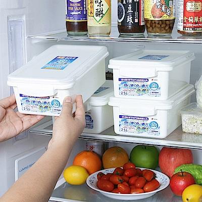 創意達人雷納急鮮耐冷保鮮盒2.5L-3入組