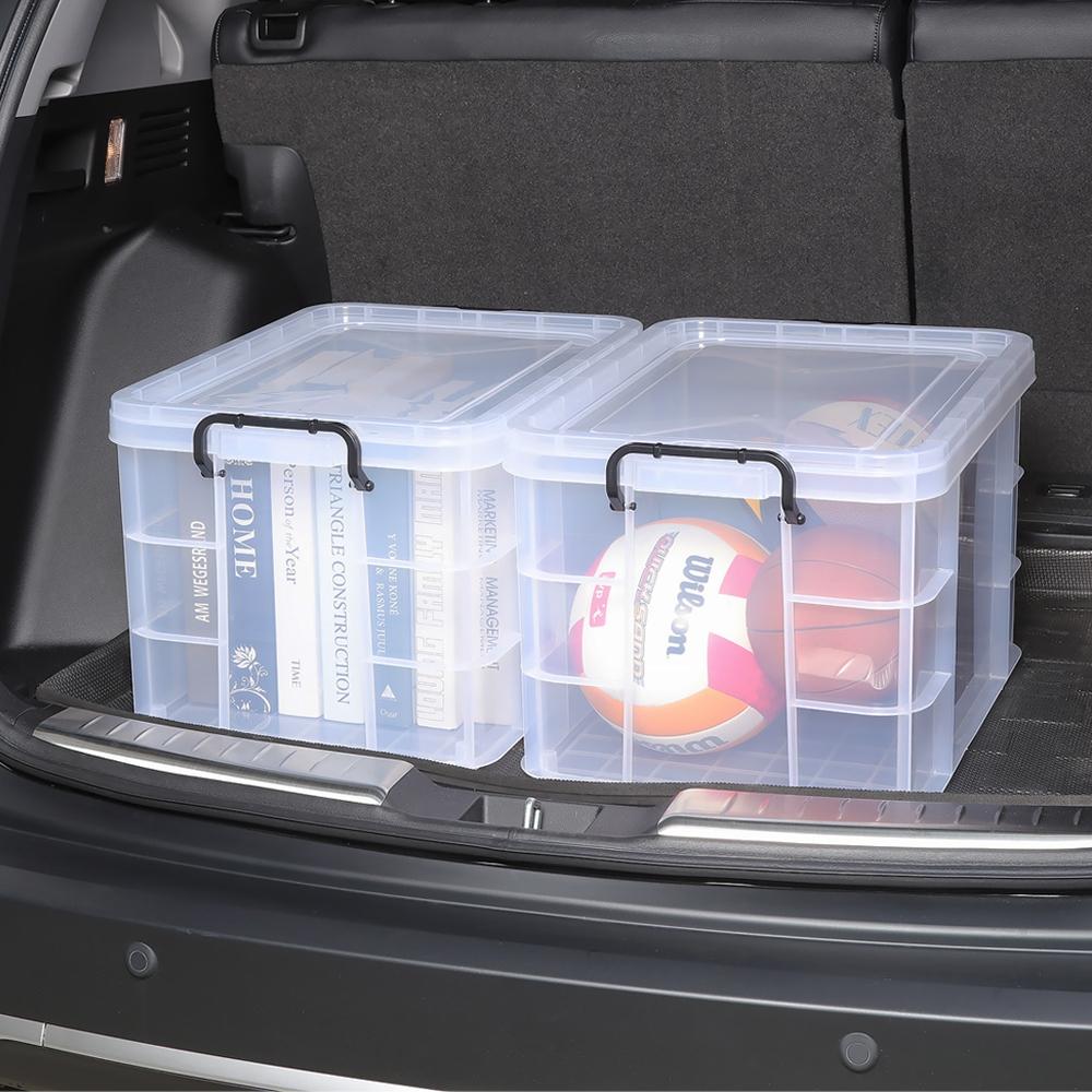 [買一送一]KEYWAY 聯府 強固型掀蓋式整理箱45L
