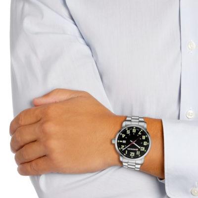 WENGER Avenue 城市雅痞時尚腕錶(01.1641.111)42mm