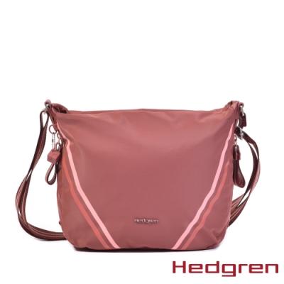【Hedgren】磚紅運動休閒側背包 – HBOO 02 LIFT