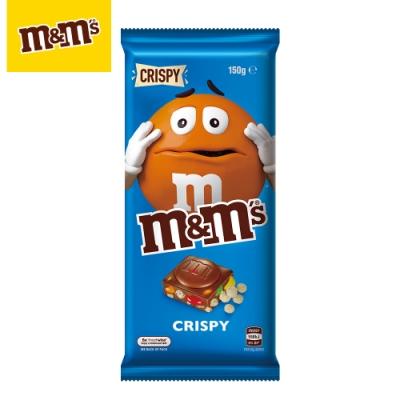 M&M S  精選片裝巧克力 脆心口味150g