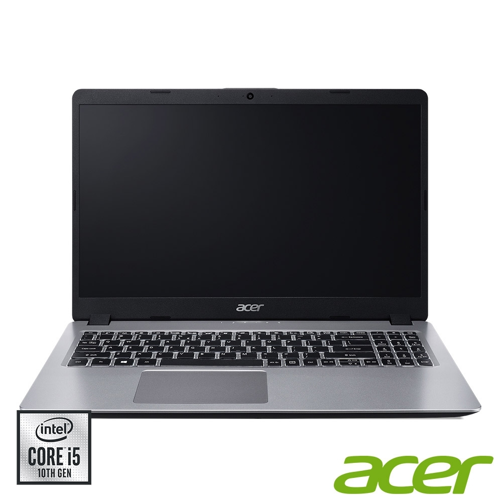 Acer A515-54G-5227 15吋筆電(i5-10210U/MX250/4G/256G SSD/Aspire 5/銀)