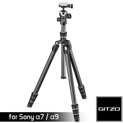 Gitzo Traveler eXact GK1545TA 碳纖維三腳架雲台套組for Sony A7 A9 -旅行家系列