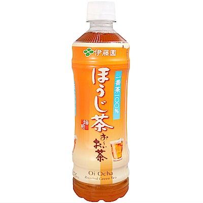 伊藤園 絕品焙煎茶(525ml)