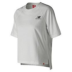 New Balance經典條紋滾邊短袖T恤