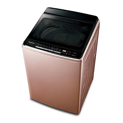 [無卡分期12期]Panasonic國際牌 變頻洗衣機 NA-V200EBS 薔薇金