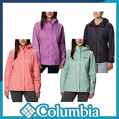 Columbia 哥倫比亞 女款- Omni-TECH 防水外套 - 4色 URR24360