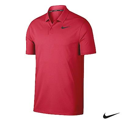Nike Golf Polo 男 短袖翻領運動上衣 紅 891858-691