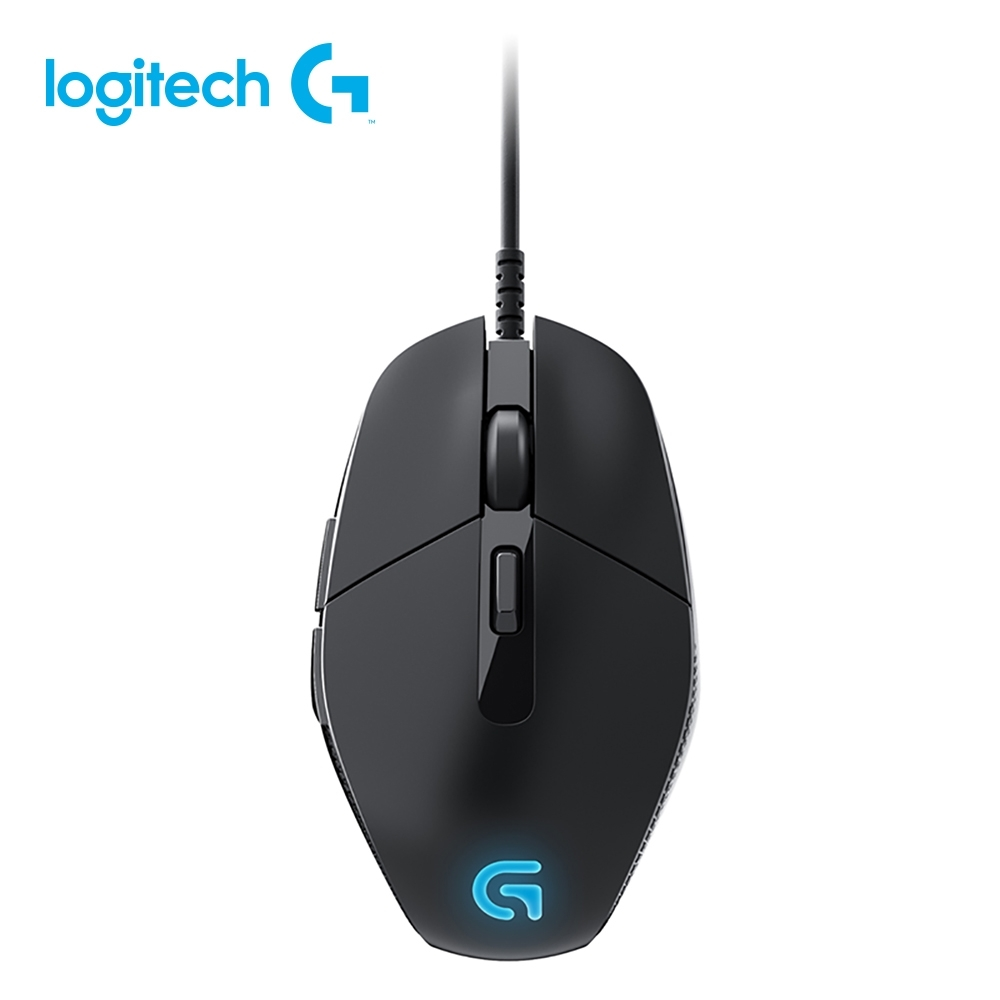 羅技G302 MOBA電競滑鼠