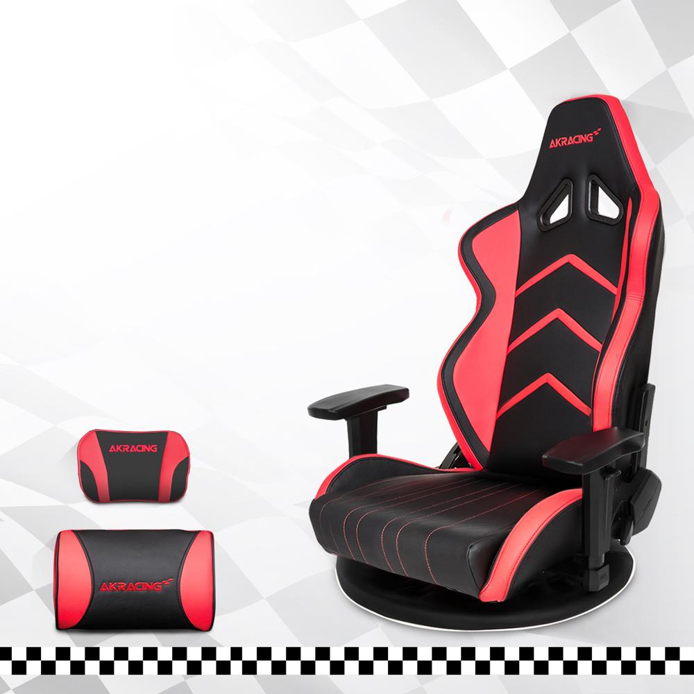 AKRACING_超跑電競椅和室款-GT109 WASHITSU-紅