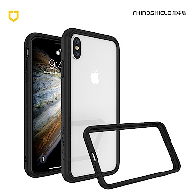 犀牛盾 iPhone X/Xs CrashGuard NX 防摔邊框手機殼