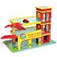 英國 Le Toy Van 小小工程師系列-小汽車維修保養場大型玩具組 product thumbnail 2