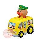 麵包超人-PUSH前進小汽車 幼稚園麵包超人巴士
