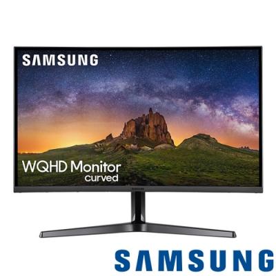 Samsung C27JG50QQE 27型2K曲面電競螢幕