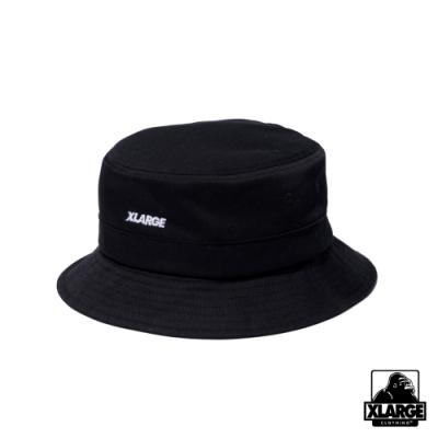 XLARGE POCKET ADJUSTABLE CAMP HAT 漁夫帽(口袋)-黑