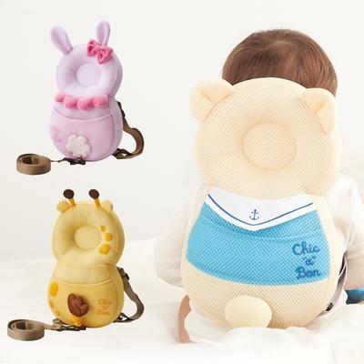 奇哥 可愛動物幼兒透氣學步防撞/防走失背包 (3款選擇)