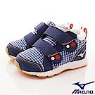 MIZUNO童鞋 護踝機能學步鞋款 ON83114藍(寶寶段)