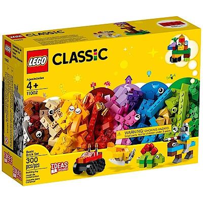【LEGO樂高】經典系列 11002 基本顆粒套裝