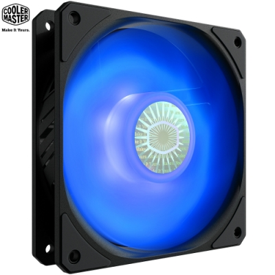 Cooler Master SickleFlow 120 Blue 藍光風扇