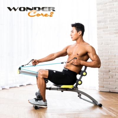 Wonder Core <b>2</b> -全能塑體健身機 (重力加強版-40磅)